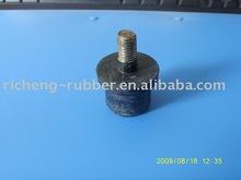 siliocne rubber-metal bonded part