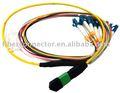 mpo ppm de fibra óptica patch cord