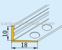 Aluminium Flooring Profiles