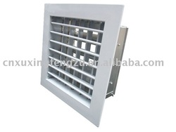 Double Deflection Air Grille and Register(with OBD)