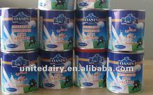 Tam yağlı tatlandırılmış yoğunlaştırılmış süt