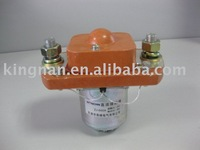 Electric winch DC contactor ZJ600A