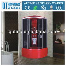 Superior acrylic bath for toilet room design