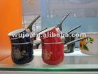 3 pcs 7# 8# 9# Enamelware coffee pot / maker