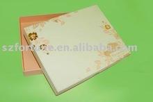 2012 Elegant Jewelery Gift Paper Box