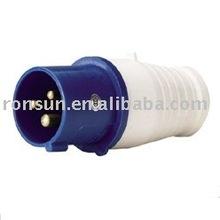 IP44 waterproof plastic male Industrial Plug Industrial Socket Industrial Connector 16A 32A electrical plug&socket