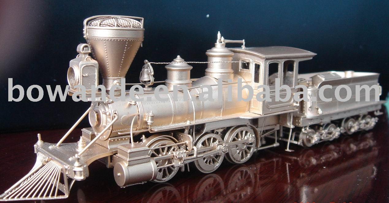 Ho brass scale model trolleys