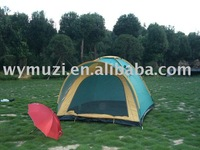 hot selling sunshade portable camping dome tent