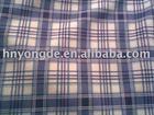 Printed short velvet fabric