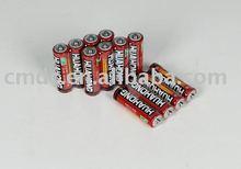 R6 AA battery 1.5V