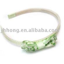 PU bow Headband hair accessory