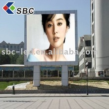 Electronic led square panel