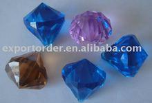 Acrylic diamond decoration