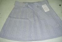 fashion knitted skirt,knitwear girl skirt
