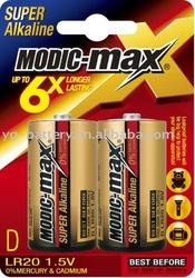 DRY Battery D LR20 MONO