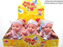 2014 mais populares mini boneca reborn silicone bebê reborn bonecas para venda