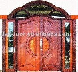 Villa door gate exterior door solid wood door french door entrance door hotel door DJ-S8419STHA
