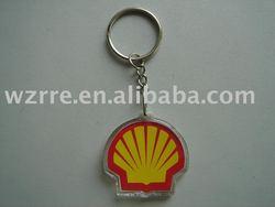 acrylic keychain/promotional key chain