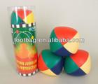 Phthalates free PVC leather juggling ball