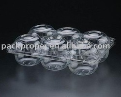 Fruit&vegetable Packaging Container PLA/PET/PP