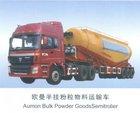 three axle bulk cement trailer Tom King:86-15271357675 manufacturer