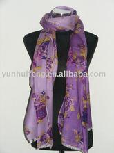 2012 new fashion real pashmina shawl