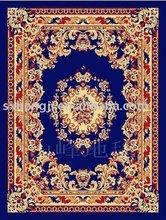muslim cheap artificial grass carpet blanket