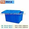 90 litri mesh contenitore riutilizzabile, serbatoio in plastica, serbatoio acqua di plastica.