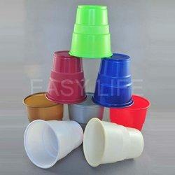 9oz(270ml) PP/PS disposable plastic color cup