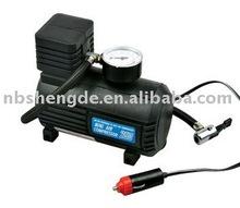 DC 12V car tyre CE portable air pump