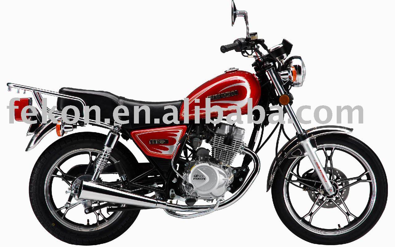 Motorcycle FK125-B4
