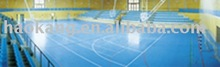 Indoor soccer sports flooring