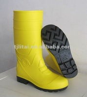 kings yellow coal mining safety work shoes