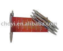 Gift ballpoint pen, promotional pen
