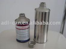 tin bottle/storage tank