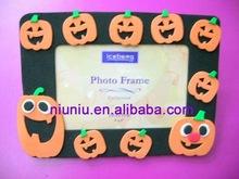 EVA foam Halloween photo frame