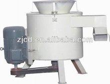 Plastic dewatering machine