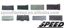 laptop keyboard, notebook keyboard computer keyboard R400 series for LG , Spain layout