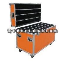 2013 new design best material big Aluminum flight Case for transport size 860*330*180MM