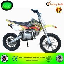 150cc 4-stroke powerful pit bike