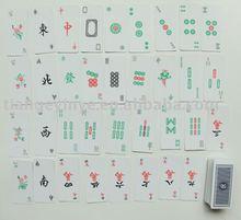 Mahjong Pattern Paper Playing Card
