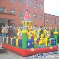 Inflatable Snow White Fun City