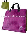 supermarket pp woven bag