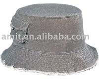 kids pocket bucket hat