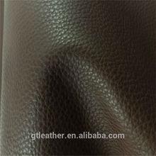 Genuine cow Embossed sofa leather