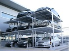 parking system parking car(Three Ply)