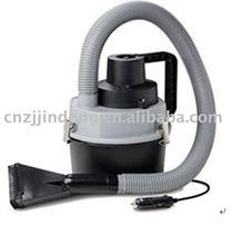 12v gray car vacuum cleaner ce/rohs