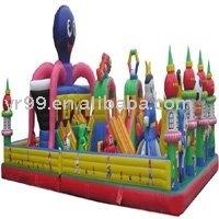 Inflatable Children's Sport Fun City