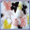 printed toile fabric