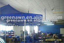 steel folding tent or alunimum folding tent